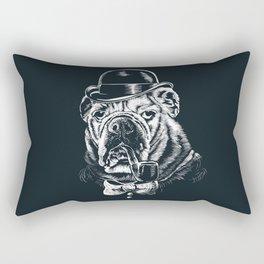 English Gentleman Rectangular Pillow