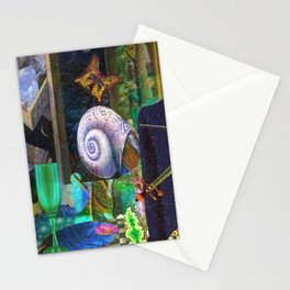 Persistance of Memory Stationery Cards