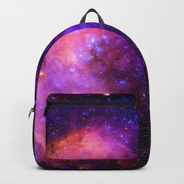 NebUla. Pink Violet Blue Backpack
