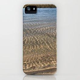 Ocean Textures iPhone Case