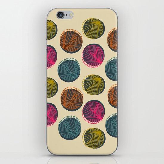 Yeah Yeah Darling iPhone & iPod Skin