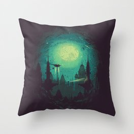 3012 Throw Pillow