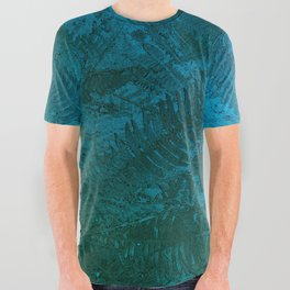 Ferns pattern All Over Graphic Tee