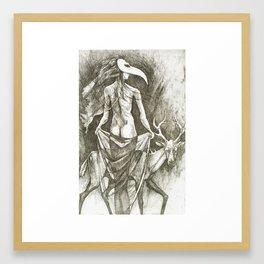 Mi Trova Framed Art Print