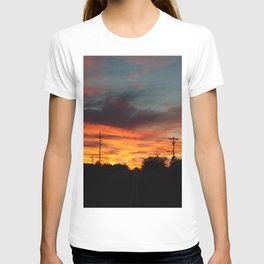Country Sunset 2 T-shirt