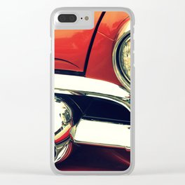 1951 Ford Clear iPhone Case