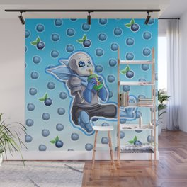 A very berry juice box Wall Mural