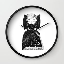 daydreamer  Wall Clock