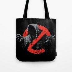 Ain't afraid of no wraith Tote Bag