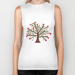 Tree of Love, Tree of Life Biker Tank