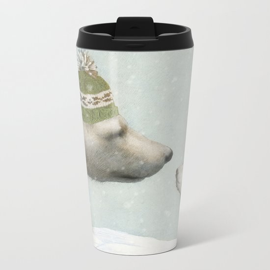 First Winter Metal Travel Mug