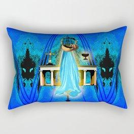 The Vigil Rectangular Pillow