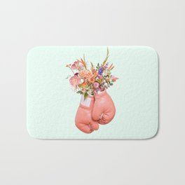 FLOWER POWER Bath Mat