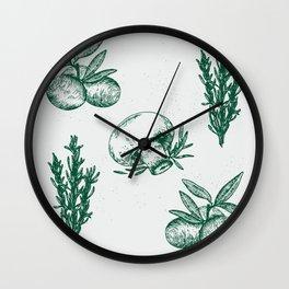 Vintage Italian Mood Wall Clock