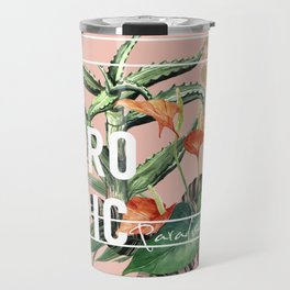 Tropic Paradise Travel Mug