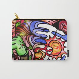 Temple of Commitment Carry-All Pouch