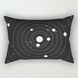 Trappist 1 Rectangular Pillow