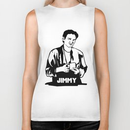 Jimmy's Coffee Pulp Fiction Biker Tank