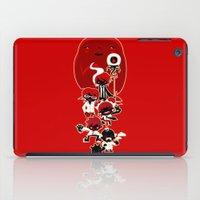 manga iPad Cases featuring Manga family! by LuisD