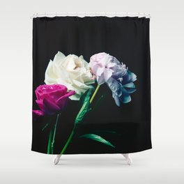 No Room For Hate Shower Curtain