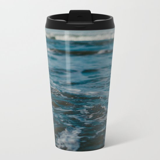 Drifting Metal Travel Mug