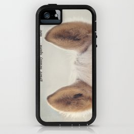 Grace, Beauty, Spirit & Fire iPhone Case