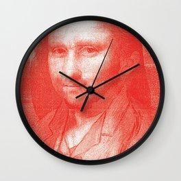 Mona Van gogh Wall Clock