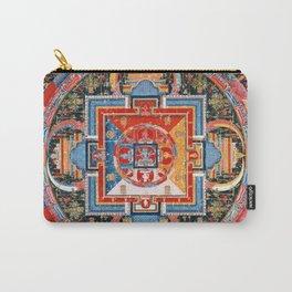 Mandala of Jnanadakini Tibetan Buddhism Carry-All Pouch