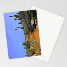 Desert Pathway Stationery Cards
