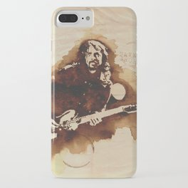 Dave Grohl Ilustracafe iPhone Case