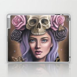 Death's Head Laptop & iPad Skin