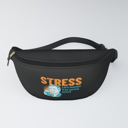 Beer Stress Managment Fanny Pack