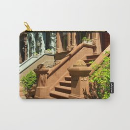 New York Manhattan Upper West Side Townhomes Carry-All Pouch