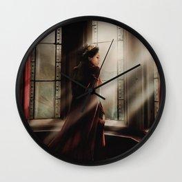 Queen Regina Wall Clock