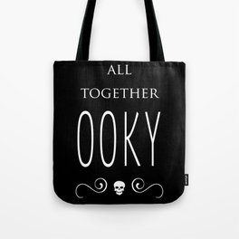 Mysterious and spooky... Tote Bag