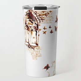 Where did that came from Travel Mug