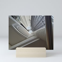 One View From The Inside Mini Art Print