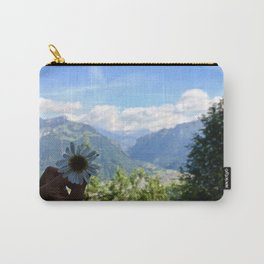 Beauty in the Alps Carry-All Pouch