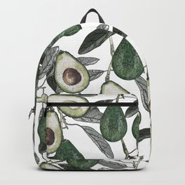 Ripe Avocado Backpack