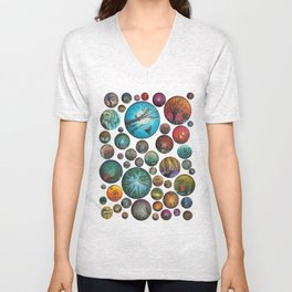 Art O Mat Series 1 Unisex V-Neck