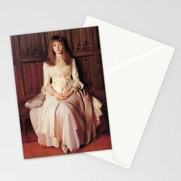 John Singer Sargent - Miss Elsie Palmer Stationery Cards