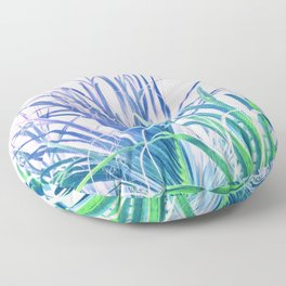Pastel Palms Floor Pillow