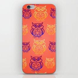 Owl Nation iPhone Skin