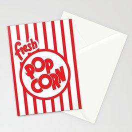 Fresh Popcorn Stationery Cards