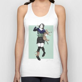 The Great Gaxi Unisex Tank Top