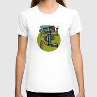 dancer T-shirts featuring Dancer by Rudolf Brancovsky