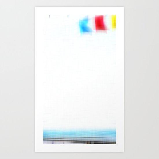 flying aces Art Print