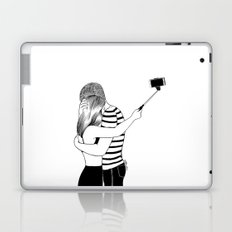 Do I love you or Do I just love me in love Laptop & iPad Skin