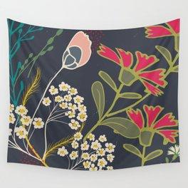 Meadow Dim Wall Tapestry