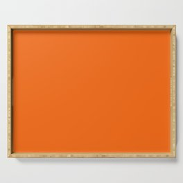 Tiger - Solid Color Collection Serving Tray
